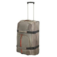 Samsonite Rewind Duffle Wheels 68 Taupe