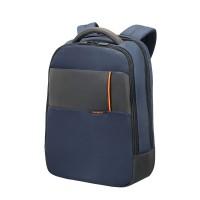 "Samsonite Qibyte Laptop Backpack 15.6"" Blue"