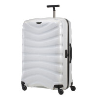 Samsonite Firelite Spinner 81 Diamond White