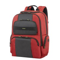 "Samsonite Infinipak Laptop Backpack 15.6"" Red/Black"