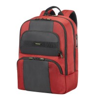 "Samsonite Infinipak Security Backpack 15.6"" Red/Black"