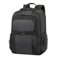 "Samsonite Infinipak Laptop Backpack 17.3"" Black/Black"