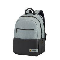 "American Tourister City Drift Laptop Backpack 15.6"" Black/Grey"