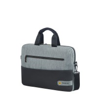 "American Tourister City Drift Laptop Bag 13.3""-14.1"" Black/Grey"