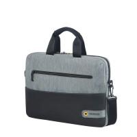 "American Tourister City Drift Laptop Bag 15.6"" Black/Grey"