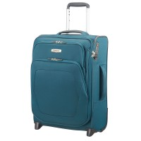 Samsonite Spark SNG Upright 55 Expandable Petrol Blue