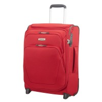 Samsonite Spark SNG Upright 55 Expandable Toppocket Red