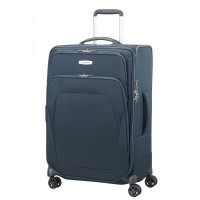 Samsonite Spark SNG Spinner 67 Expandable Blue