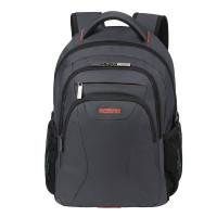 "American Tourister AT Work Laptop Backpack 15.6"" Grey/Orange"