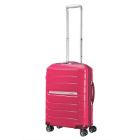 Samsonite Flux Spinner 55 Expandable Granita Red