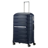 Samsonite Flux Spinner 75 Expandable Navy Blue
