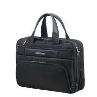 "Samsonite Aerospace Bailhandle 15.6"" Exp Black"