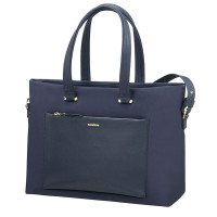 "Samsonite Zalia Shopping Bag 15.6"" Dark Blue"