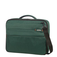 "Samonite Network 3 Office Case 15.6"" Bottle Green"