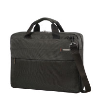 "Samsonite Network 3 Laptop Bag 17.3"" Charcoal Black"
