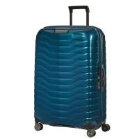 Samsonite Proxis Spinner 75 Petrol Blue