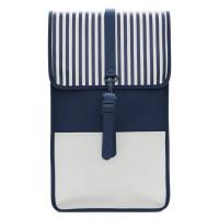 Rains Original Backpack LTD Distorted Stripes