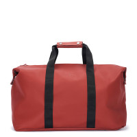 Rains Original Weekend Bag Scarlet