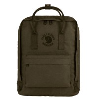 FjallRaven Re-Kanken Rugzak Dark Olive