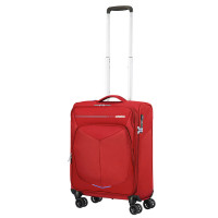 American Tourister Summerfunk Spinner 55 Strict Red