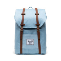 Herschel Retreat Rugzak Light Denim Crosshatch