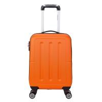Decent Neon Fix Handbagage Koffer 55 Oranje