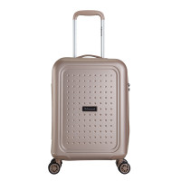 Decent Maxi-Air Handbagage Trolley 55 Zalm Roze