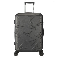 Decent Q-Luxx Trolley 67 Expandable Anthracite