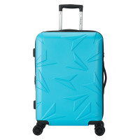 Decent Q-Luxx Trolley 67 Expandable Blue