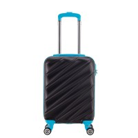 Decent Lumi Fix Handbagage Koffer 55 Black/Blue
