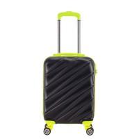 Decent Lumi Fix Handbagage Koffer 55 Black/Lemon