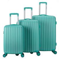 Decent Tranporto-One 3-Delige Kofferset Mint Green