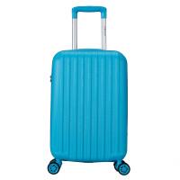 Decent Tranporto-One Handbagage Trolley 55 Light Blue