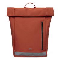 "Lefrik Eco Roll Backpack 15"" Reflective Rust"