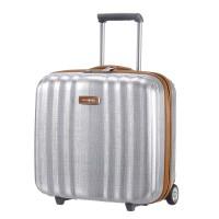 Samsonite Lite-Cube DLX Rolling Tote Plus Aluminium