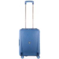 Roncato Light 4 Wiel Cabin Trolley 55 Avio Blue