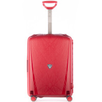 Roncato Light 4 Wiel Trolley 68 Red
