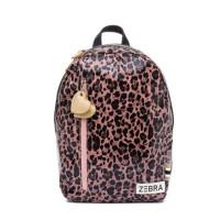 Zebra Trends Kinder Rugzak M Pink Leo