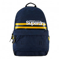 Superdry Montana Montauk Stripe Backpack Blue