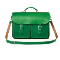OldSchool Bags Schooltas Extra Large Iers Groen