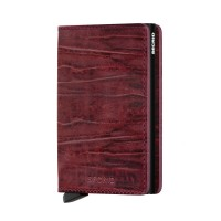 Secrid Slim Wallet Portemonnee Dutch Martin Bordeaux
