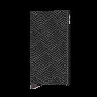 Secrid Cardprotector Kaarthouder Laser Structure Black
