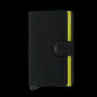 Secrid Mini Wallet Portemonnee Diamond Black