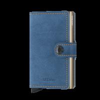 Secrid Mini Wallet Portemonnee Indigo 3 / Sand