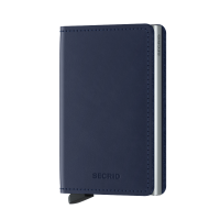 Secrid Slim Wallet Portemonnee Original Navy