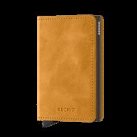 Secrid Slim Wallet Portemonnee Vintage Ochre