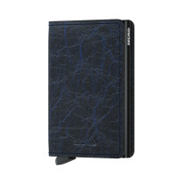 Secrid Slim Wallet Portemonnee Crunch Blue