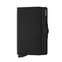 Secrid Twin Wallet Portemonnee Matte Black
