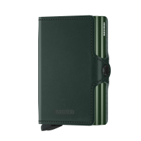 Secrid Twin Wallet Portemonnee Original Green