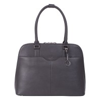 "Socha Businessbag Couture 15"" Taupe/Grey"